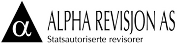 Logo, Alpha Revisjon AS